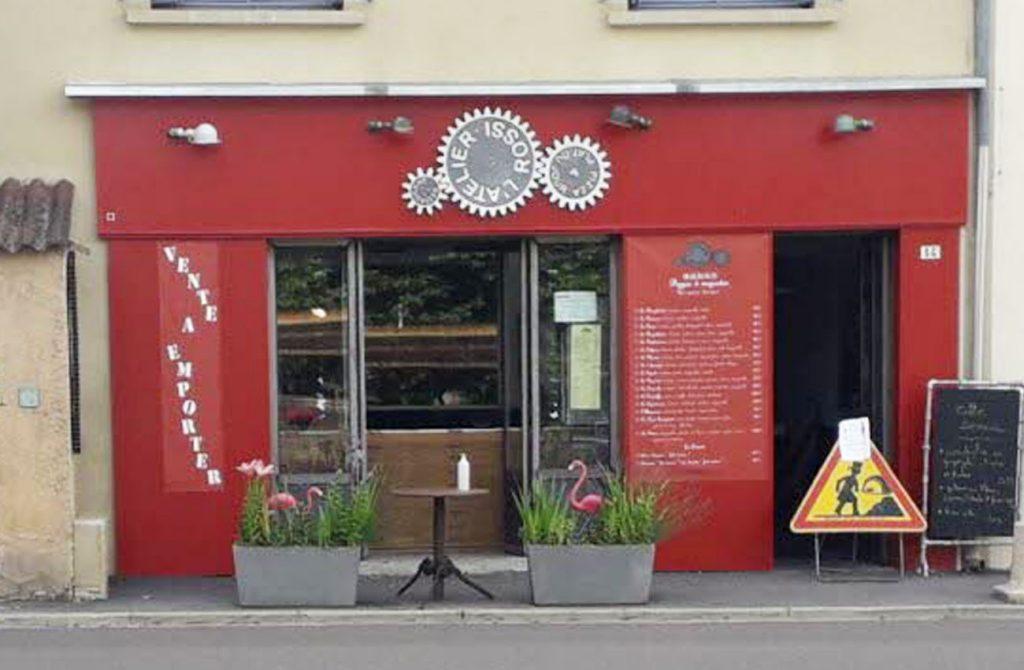 Atelier Rossi a Salornay-sur-guye