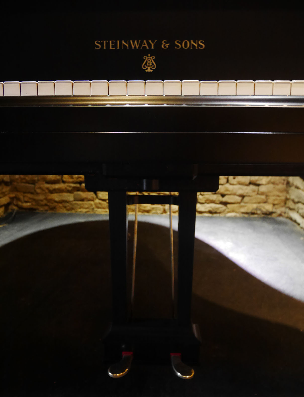 pedales piano stenway