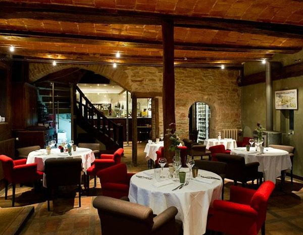 restaurant le Potin Gourmand salle de restaurant - credit photo Patricia FORAISON